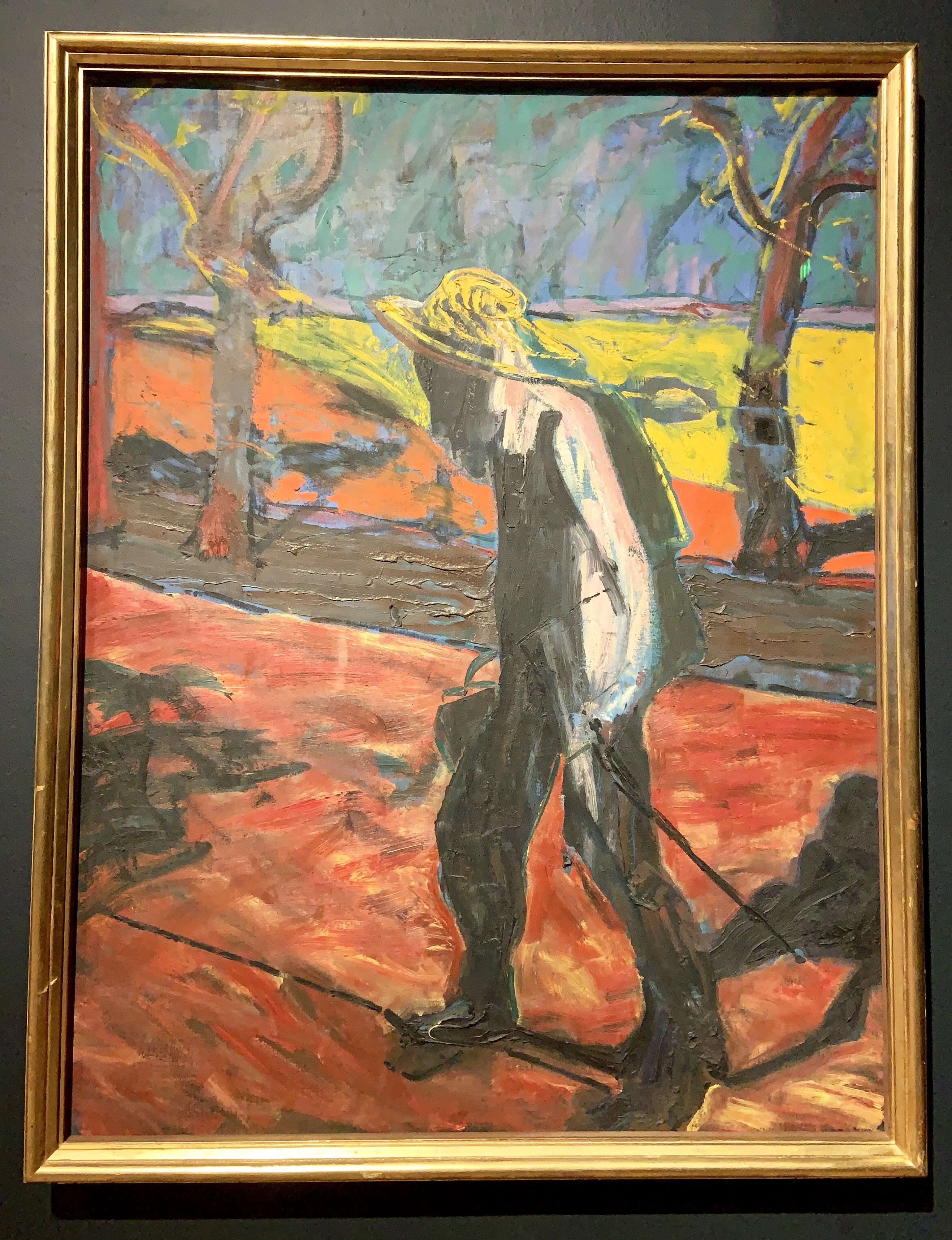 Francis Bacon - Study for Portrait of Van Gogh VI, 1957